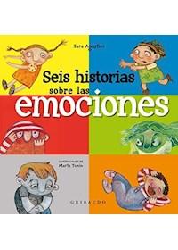 Papel Seis Historias Sobre Las Emociones