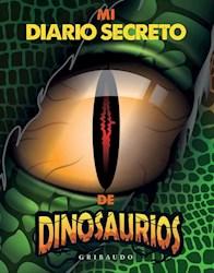 Libro Mi Diario Secreto De Dinosaurios