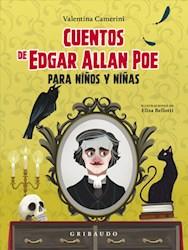 Libro Cuentos De Edgar Allan Poe Para Niños Y Niñas