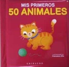 Libro Mis Primeros 50 Animales