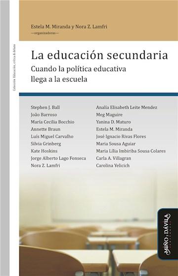 Papel La Educación Secundaria