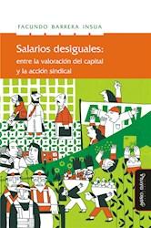 Libro Salarios Desiguales