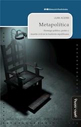 Libro Metapolitica