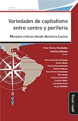 Libro Variedades De Capitalismo Entre Centro Y Periferia