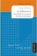Papel DIFHERENCIA SOBRE FILIACION Y AVATARES DE LA LEY EN OCCIDENTE (RUSTICA)