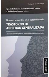 Papel TRASTORNOS DE ANSIEDAD GENERALIZADA