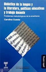 Libro Didactica De La Lengua Y La Literatura, Politica