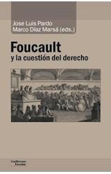 Papel FOUCAULT Y LA CUESTION DEL DERECHO