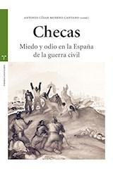 Papel CHECAS  MIEDO Y ODIO EN LA ESPANA DE LA GUERRA CIV