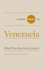 Libro Historia Minima De Venezuela
