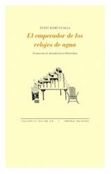 Papel EL EMPERADOR DE LOS RELOJES DE AGUA