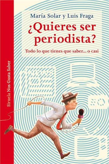 E-book ¿Quieres Ser Periodista?
