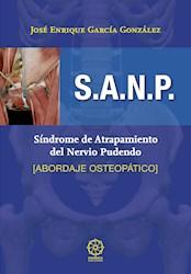 Libro Sanp Sindrome De Atrapamiento Del Nervio Pudendo.