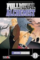 Libro 11. Fullmetal Alchemist