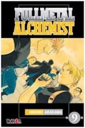 Libro 9. Fullmetal Alchemist