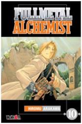 Libro 10. Fullmetal Alchemist