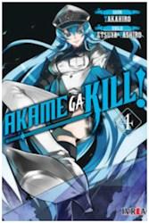 Libro 4. Akame Ga Kill