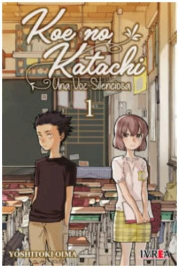 Papel Koe No Katachi: Una Voz Silenciosa 01