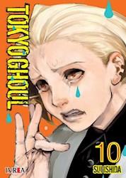 Libro 10. Tokyo Ghoul