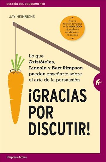 E-book Gracias Por Discutir