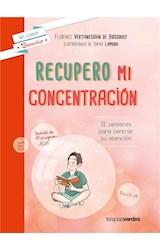 E-book Recupero mi concentración