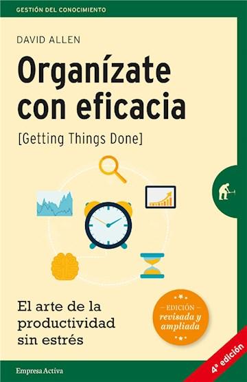 E-book Organízate Con Eficacia