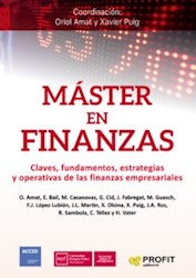 Libro Master En Finanzas
