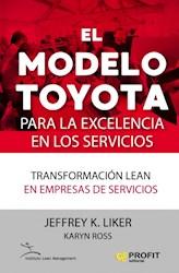 Libro El Modelo Toyota Para La Excelencia De Los Servicios