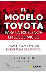 E-book El modelo Toyota para la excelencia en los servicios
