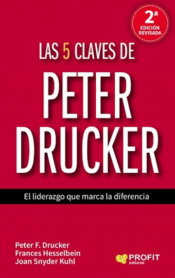Papel Las 5 Claves De Peter Drucker