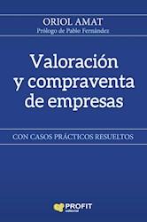 Libro Valoracion Y Compraventa De Empresas