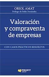 E-book Valoración y compraventa de empresas