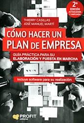 Libro Como Hacer Un Plan De Empresa