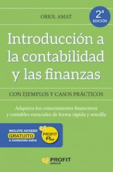 Libro Introduccion A La Contabilidad Y Las Finanzas