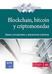 Libro Blockchain Bitcoin Y Criptompnedas : Bases Conceptuales Y Aplicaciones