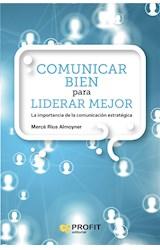 E-book Comunicar bien para liderar mejor