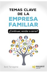 E-book Temas clave de la empresa familiar