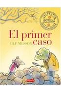 Papel PRIMER CASO (INSPECTOR GORDON) (ILUSTRADO) (RUSTICA)