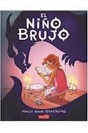 Papel NIÑO BRUJO (ILUSTRADO)