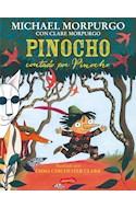Papel PINOCHO CONTADO POR PINOCHO (ILUSTRADO) (CARTONE)