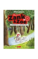 Papel LAS AVENTURAS DE ZANK & ZOE