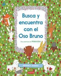 Libro Busca Y Encuentra Con El Oso Bruno