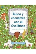 Papel BUSCA Y ENCUENTRA CON EL OSO BRUNO UNA AVENTURA EN PRIMAVERA (ILUSTRADO) (CARTONE)