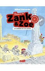 Papel LAS AVENTURAS DE ZANK Y ZOE