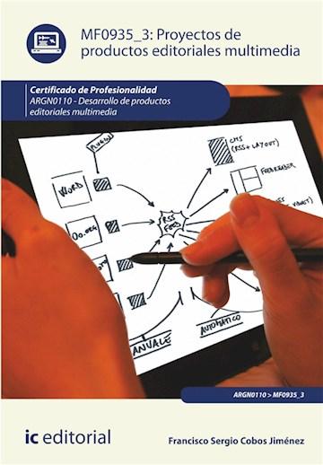 E-book Proyectos De Productos Editoriales Multimedia. Argn0110