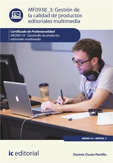 E-book Gestión De La Calidad De Productos Editoriales Multimedia. Argn0110