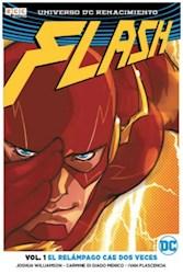 Papel Flash, El Relampago Cae Dos Veces
