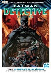 Libro Detective Comics - Batman Vol. 2