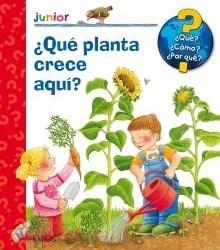 Libro Que Planta Crece Aqui ?