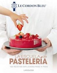 Libro La Escuela De Pasteleria